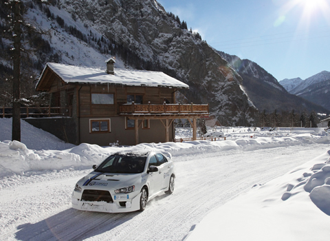 Courmayeur - Royal Driving